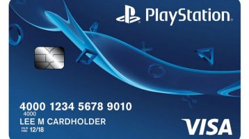 Sony now Offering a New PlayStation Visa in the US