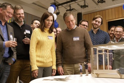 Final Trailer for Downsizing Released
