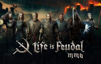 New Life is Feudal: MMO Trailer is out ahead of Open Beta Start