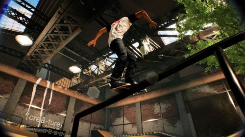 Street Skateboarding Game Session Hits Its Kickstarter Goal