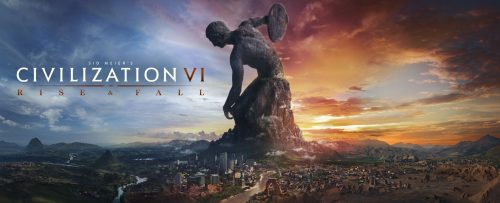 Sid Meier's Civilization VI: Rise and Fall Expansion Pack Announced for Feb. 8