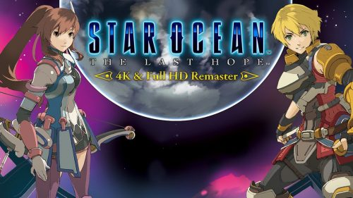 Star Ocean: The Last Hope – The 4K & Full HD Remaster Released