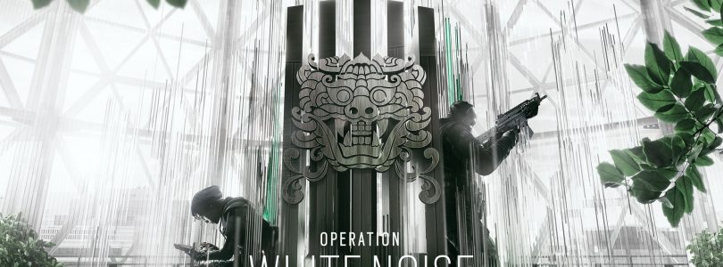 Tom Clancy's Rainbow Six Siege Operation White Noise and Year 3 Detailed