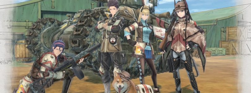 Valkyria Chronicles 4 Set to Release in 2018