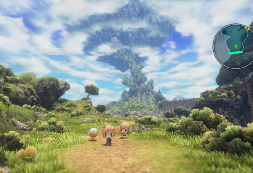 World of Final Fantasy Maxima gets new Details and Trailer