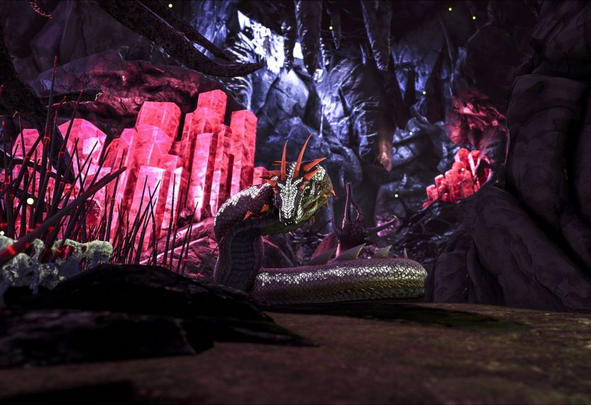ARK: Survival Evolved's Second Expansion Aberration Released
