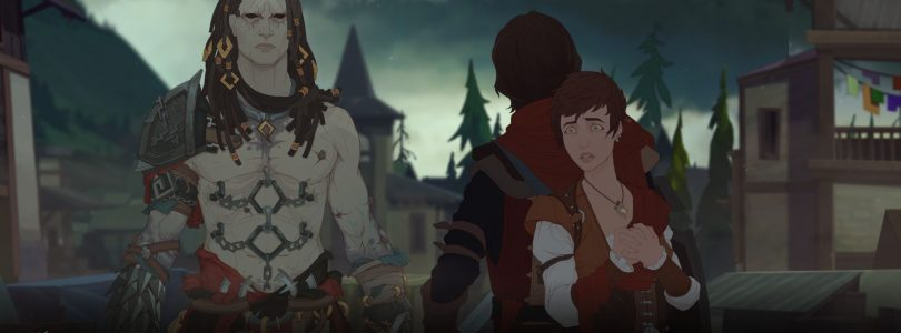 Ash of Gods Mixing Disney Inspired Art and Deep Storytelling This March