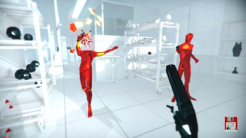 Superhot: Mind Control Delete Announced for Steam Early Access