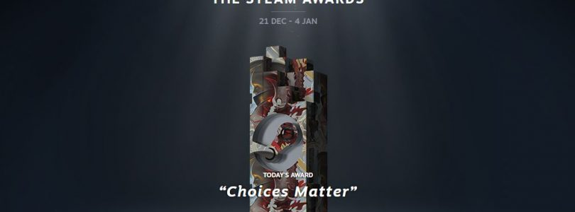 The Steam Awards 2017 Nominees Announced