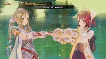 Atelier Lydie & Suelle Trailer Focuses on Enhanced Combat Features