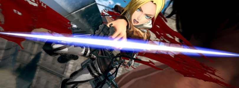 Attack on Titan 2's Town Life Highlighted in New Trailer