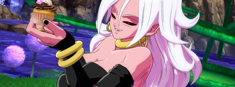 Dragon Ball FighterZ Launch Trailer and Android 21 Video Released