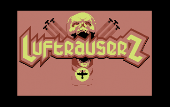 Luftrausers Out on Commodore 64 as LuftrauserZ