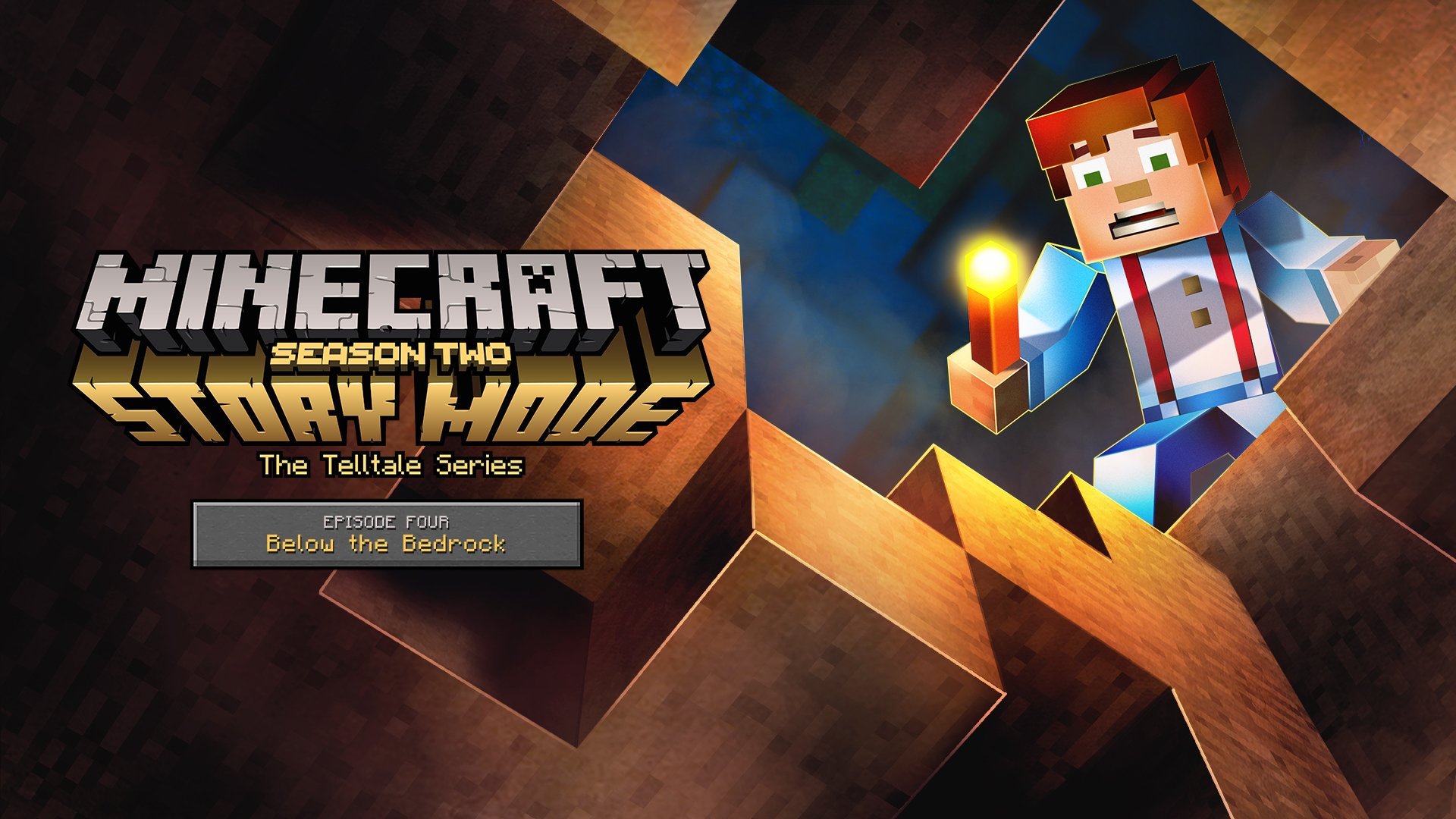 Minecraft Story Mode Season 2 Below The Bedrock Review