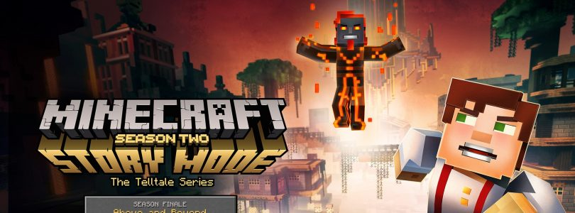 Minecraft: Story Mode Season 2 – Above and Beyond Review