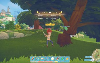 My Time at Portia Launches on Steam Early Access