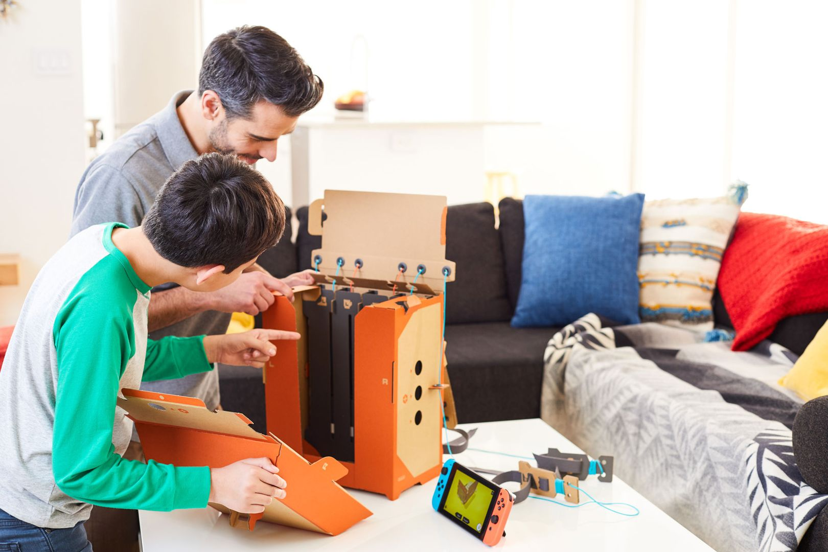 Nintendo Labo now available for pre-order at some U.S. retailers