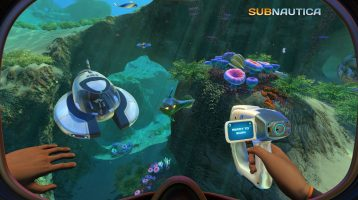 Subnautica Leaves Steam Early Access