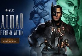Batman: The Enemy Within – What Ails You Review