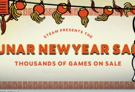 Steam Lunar Sale Starts Today