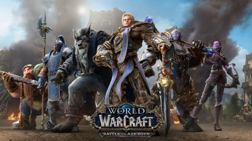 Blizzard Now Offering World of Warcraft and All Expansions up to Legion for Free with Subscription