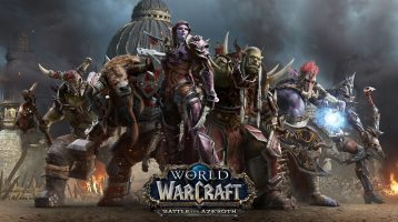World of Warcraft: The Battle for Azeroth Out This Summer(US)/Winter (AU), Pre-orders Live