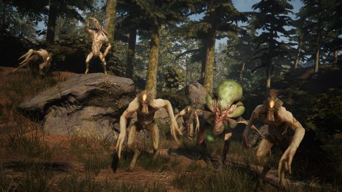 Earthfall Lands on PC, PlayStation 4, and Xbox One