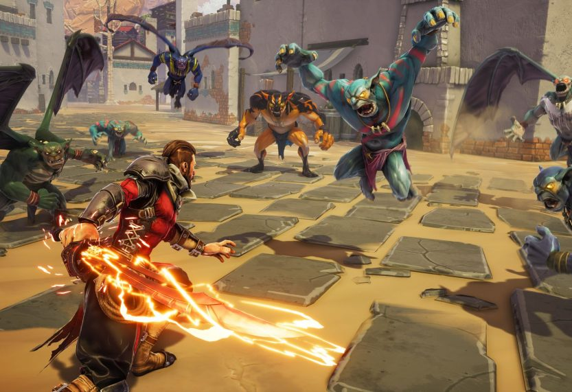 Dive into the World of Extinction with the New Story Trailer