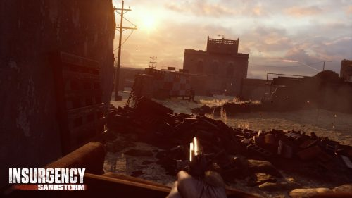 New Insurgency: Sandstorm Trailer Reveals Intense Close Quarter Combat