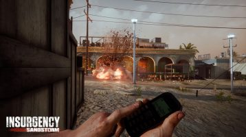 First Insurgency: Sandstorm Alpha Screenshots Revealed