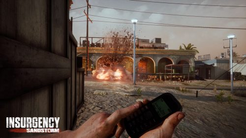 First Insurgency: Sandstorm Alpha Screenshots Revealed