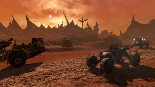 Red Faction Guerrilla Re-Mars-tered Edition Launching on July 3rd