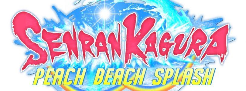 SENRAN KAGURA Peach Beach Splash Review