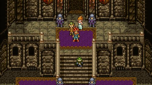 First Major Chrono Trigger Patch Released on Steam