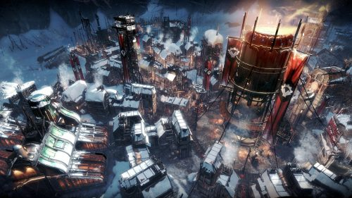 Frostpunk Launches on PC via Digital Retailers