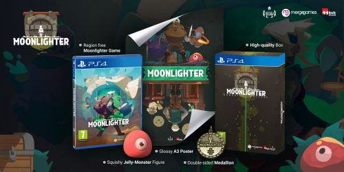 Action-RPG Moonlighter Launching on May 29th