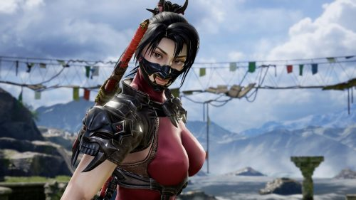 Soulcalibur VI Brings Taki Back to the Roster