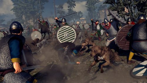 A Total War Saga: Thrones of Britannia Released on PC