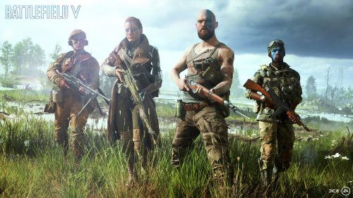 Battlefield V Cosmetics Only Microtransaction Scheme Revealed