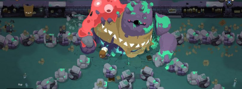New Moonlighter Trailer Compares PC and Console Graphics