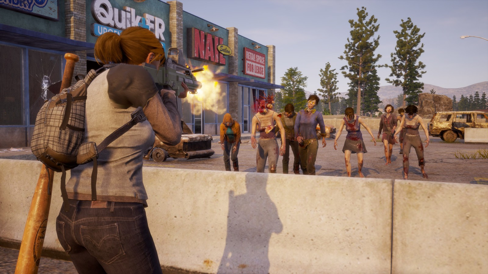 State Of Decay 2 Launch Trailer And Screenshots Released