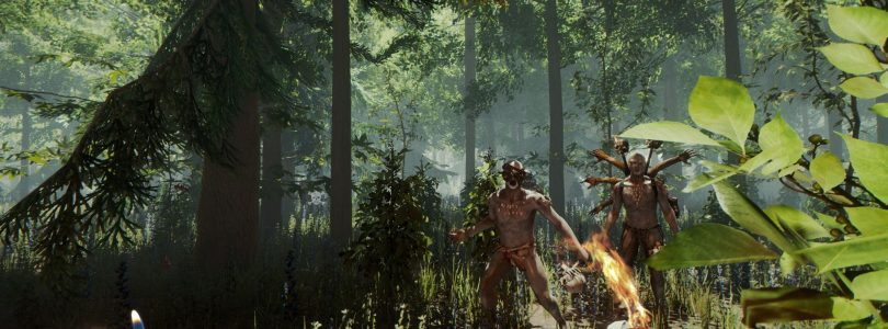The Forest Leaves Early Access, VR Mode Coming to all Owners May 22