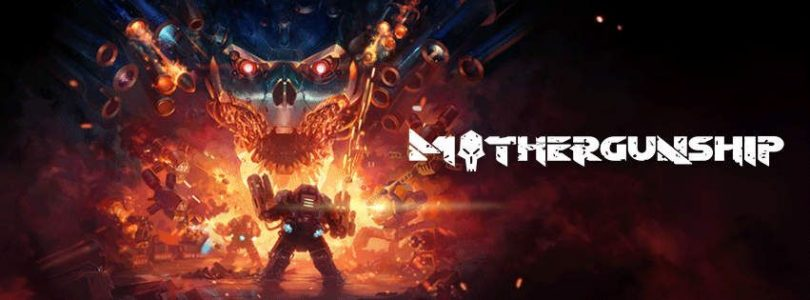 FPS Bullethell Mothergunship Coming to PlayStation 4, Xbox One, PC on July 17