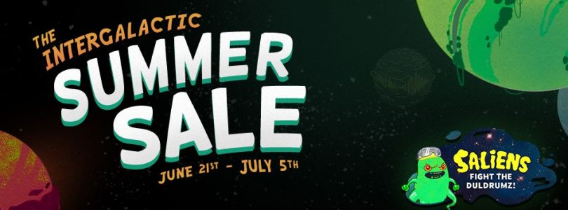 Steam's 2018 Summer Sale Kicks off with a New Mini-Game