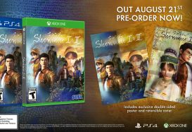 Shenmue I & II to Launch in the West on August 21