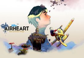 Diesel-Punk Action Game AIRHEART Coming to PC and PS4 This Month