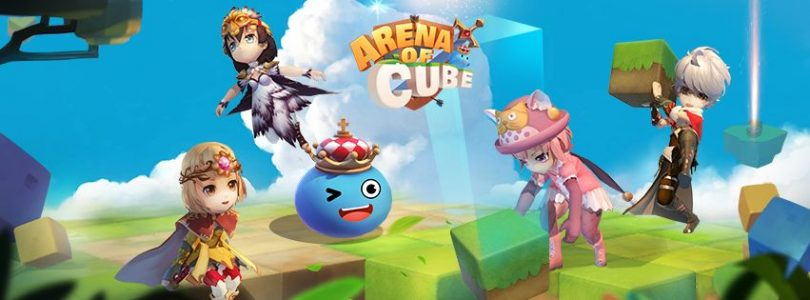 Arena of Cube Launching on Steam on July 26
