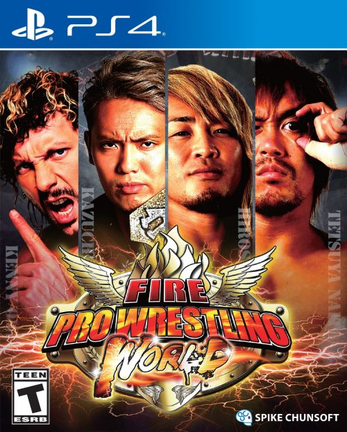 Fire Pro Wrestling World Brings Omega and More to the Playstation 4