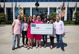 Pink Mercy Skin Raises over 12.7 Million USD for the Breast Cancer Research Foundation