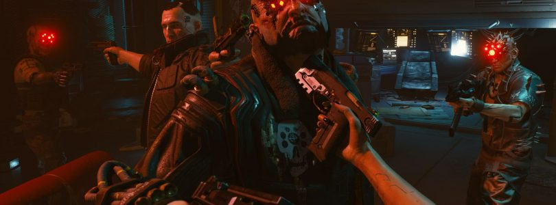 Cyberpunk 2077 Gameplay Revealed in New Walkthrough Video